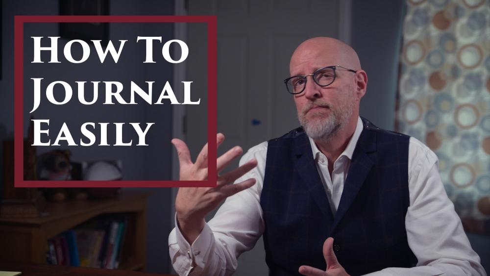 002 - Journaling Thumbnail