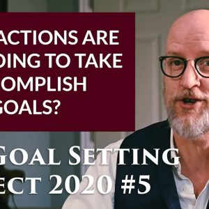 We've been creating rock-solid goals and now have them powered up and ready to implement. It is time to take action.