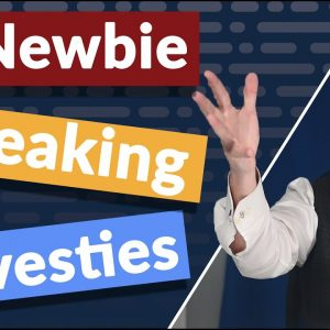 Please stop doing these things in your speeches. They are the classic newbie mistakes, and once you know them you won't be able to miss them.
